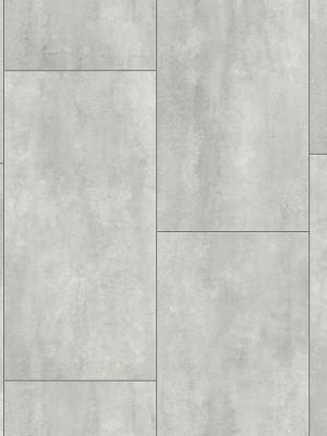 Wineo 400 Stone Click Vinyl-Designboden mit Klick-System Wisdom Concrete Dusky Fliese 600 x 316 mm, 4,5 mm Stärke, reale Fuge, 2,28 m² pro Paket, Nutzschicht 0,3 mm Preis günstig Design-Belag online kaufen von Design-Belag Hersteller Wineo HstNr: DLC00140