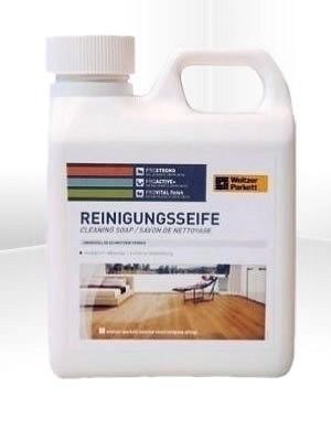 Weitzer Bodenpflege Parkett Reinigungsseife Nr. 20
