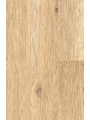 Haro Serie 4000 Holzparkett Schiffsboden 3-Stab Fertigparkett, permaDur Versiegelung Eiche lichtweiß Family strukturiert Planke 180 x 2200 mm, 13,5 mm Stärke, 3,17 m² pro Paket günstig Parkett online kaufen von Parkett-Hersteller Haro HstNr: 531987