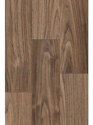 Wineo 1500 Wood Purline PUR Bioboden Napa Walnut Brown Rollenbreite 2 m, 2,5 mm Stärke, Preis günstig Bio-Designboden online kaufen von Design-Belag Hersteller Wineo HstNr: PLR136C