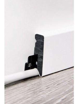 Wineo Sockelleiste 14,5 x 50 x 2400 mm weiß oder passendes Dekor zu wineo Bioböden
