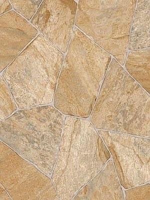Profi Messe-Boden Stone Grip CV-Belag Bruchstein beige PVC-Boden rutschhemmend R10