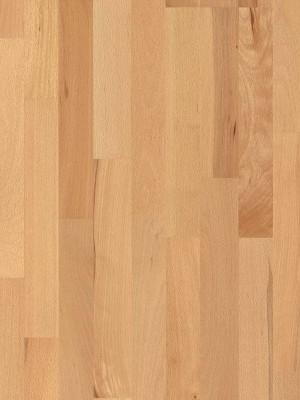 Parador Classic 3060 Holzparkett Fertig-Parkett in Schiffsboden 3-Stab, matt lackiert Buche living Planke 2200 x 185 mm, 13 mm Stärke, 3,66 m² pro Paket, Nutzschicht 3,6 mm günstig Parkett online kaufen von Parkettboden-Hersteller Parador HstNr: P1518103