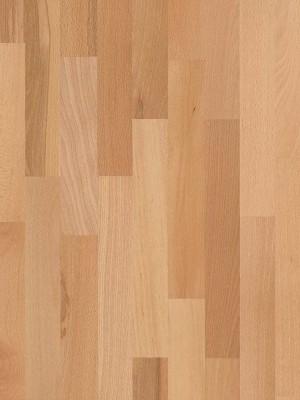 Parador Basic 11-5 Holzparkett Fertig-Parkett in Schiffsboden 3-Stab, matt lackiert Buche matt rustikal Planke 2200 x 185 mm, 11,5 mm Stärke, 4,07 m² pro Paket, Nutzschicht 2,5 mm günstig Parkett online kaufen von Parkettboden-Hersteller Parador HstNr: P1518246