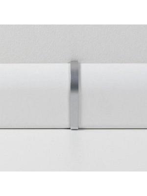 Parador Sockelleisten Ecken Alu-Optik, Übergangskappen Typ 2 für SL 4