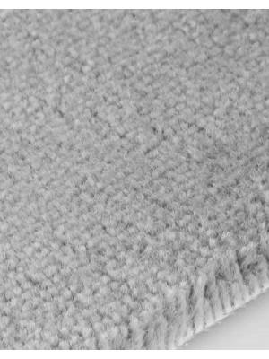 edelFORM Noblesse Teppichboden gut und günstig Kräuselvelours silbergrau 100 % Polypropylen, Rollenbreite 4 m und 5 m, Rollenlänge 25 m Teppichboden günstig online kaufen von Bodenbelag-Marke edelFORM HstNr: 28110