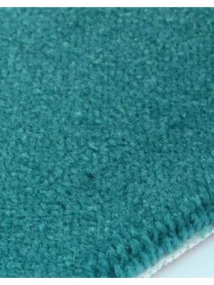 edelFORM Noblesse Teppichboden gut und günstig Kräuselvelours türkies 100 % Polypropylen, Rollenbreite 4 m und 5 m, Rollenlänge 25 m Teppichboden günstig online kaufen von Bodenbelag-Marke edelFORM HstNr: 28876