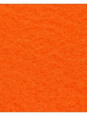 Profi Isola Teppichboden für Messen und Events mit Latex-Rücken orange 100 % Polypropylen, 3 mm Stärke, Rollenbreite 2 m, Rollenlänge 50 m Messeteppich schnell und günstig, Farbcode: 3033