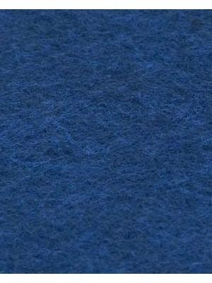 Profi Isola Teppichboden für Messen und Events mit Latex-Rücken dunkelblau meliert 100 % Polypropylen, 3 mm Stärke, Rollenbreite 2 m, Rollenlänge 50 m Messeteppich schnell und günstig, Farbcode: 3038