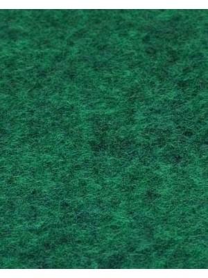 Profi Isola Teppichboden für Messen und Events mit Latex-Rücken dunkelgrün 100 % Polypropylen, 3 mm Stärke, Rollenbreite 2 m, Rollenlänge 50 m Messeteppich schnell und günstig, Farbcode: 3046