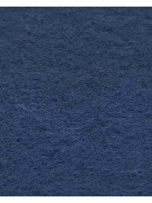 Profi Isola Teppichboden für Messen und Events mit Latex-Rücken dunkelblau 100 % Polypropylen, 3 mm Stärke, Rollenbreite 2 m, Rollenlänge 50 m Messeteppich schnell und günstig, Farbcode: 3050