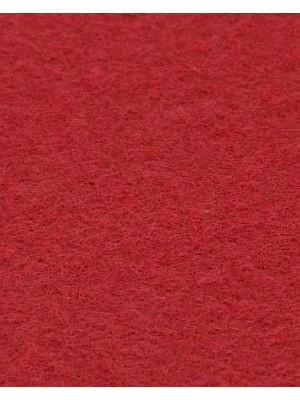 Profi Isola Teppichboden für Messen und Events mit Latex-Rücken rot 100 % Polypropylen, 3 mm Stärke, Rollenbreite 2 m, Rollenlänge 50 m Messeteppich schnell und günstig, Farbcode: 3055