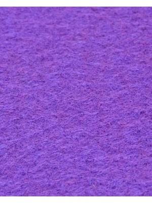 Profi Isola Teppichboden für Messen und Events mit Latex-Rücken lila 100 % Polypropylen, 3 mm Stärke, Rollenbreite 2 m, Rollenlänge 50 m Messeteppich schnell und günstig, Farbcode: 3058