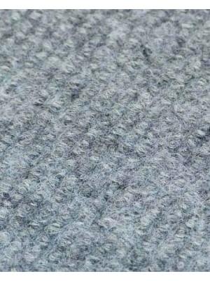 Profi Rips Teppichboden für Messen und Events mit Latex-Rücken hellgrau meliert 100 % Polypropylen, 3 mm Stärke, Rollenbreite 2 m, Rollenlänge 50 m Messeteppich schnell und günstig, Farbcode: 4805