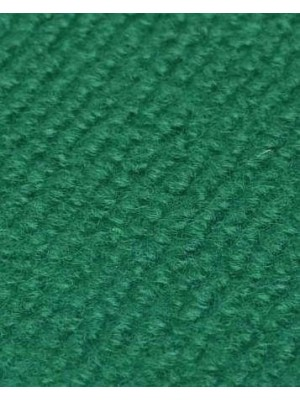 Profi Rips Teppichboden für Messen und Events mit Latex-Rücken grün 100 % Polypropylen, 3 mm Stärke, Rollenbreite 2 m, Rollenlänge 50 m Messeteppich schnell und günstig, Farbcode: 4834