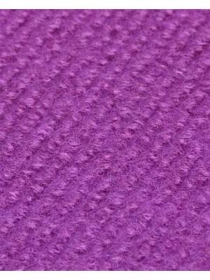 Profi Rips Teppichboden für Messe und Events violett mit Latex-Rücken
