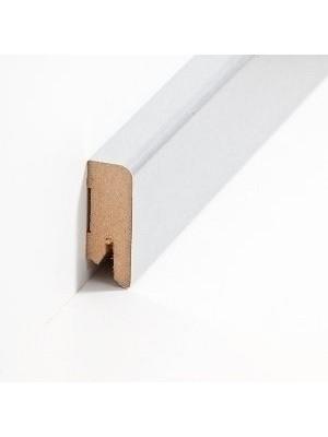 Südbrock Sockelleiste MDF Fussleiste, MDF-Kern mit Dekorfolie ummantelt Aluminium 16 x 40 mm, Länge 2500 mm, günstig Leisten Sockel Profile online kaufen von Hersteller Südbrock HstNr: sbs716332