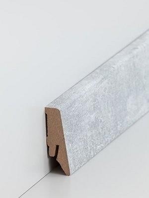 Südbrock Sockelleiste MDF Fussleiste, MDF-Kern mit Dekorfolie ummantelt Granit 18 x 58 mm, Länge 2,50 m, günstig Leisten Sockel Profile online kaufen von Hersteller Südbrock HstNr: sbs7185829