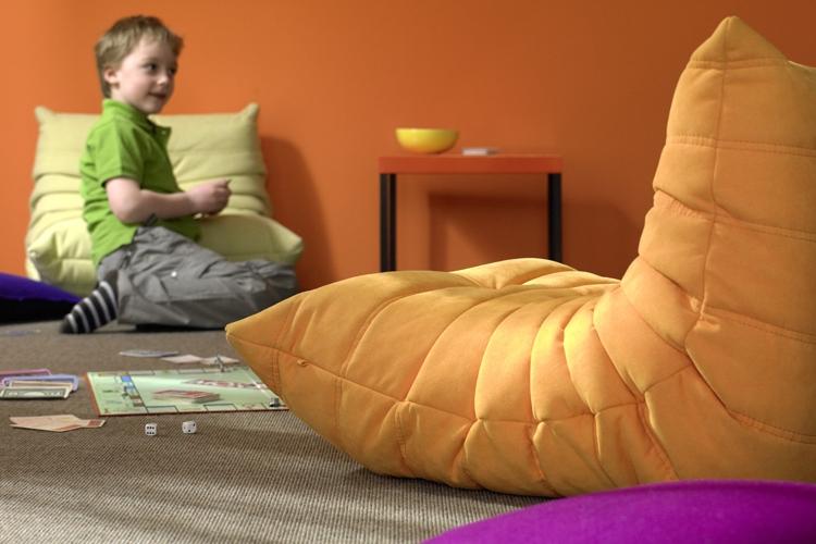 Bodenbelag Kinderzimmer Erfahrungen mit Tretford Interland Teppichboden aus Ziegenhaar Kaschmir