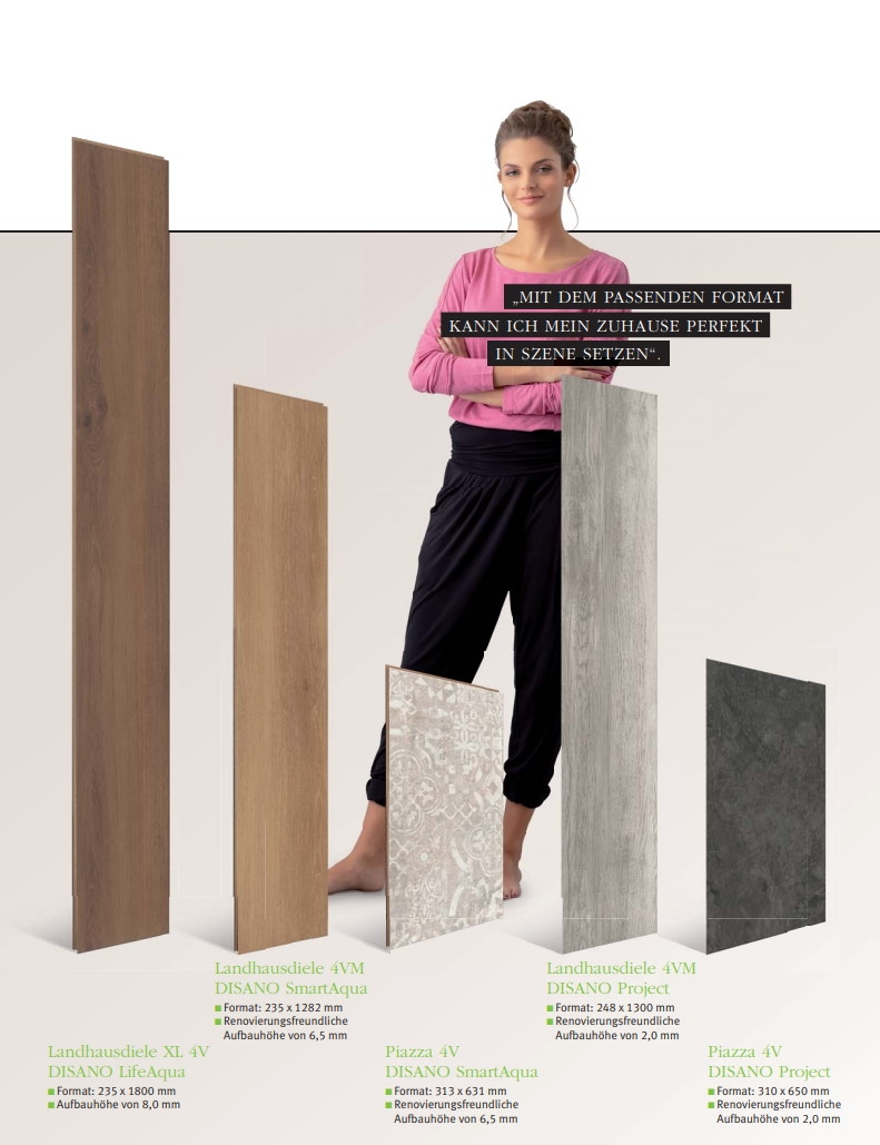HARO Disano Rigid-Boden Designboden Katalog download
