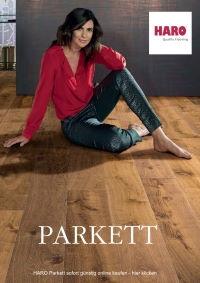 HARO Parkett Fertigparkett 3500 4000 Blauer Engel Bodenbelag Katalog Download