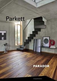 Parador Parkett Fertigparkett mit Blauer Engel Bodenbelag Katalog Download