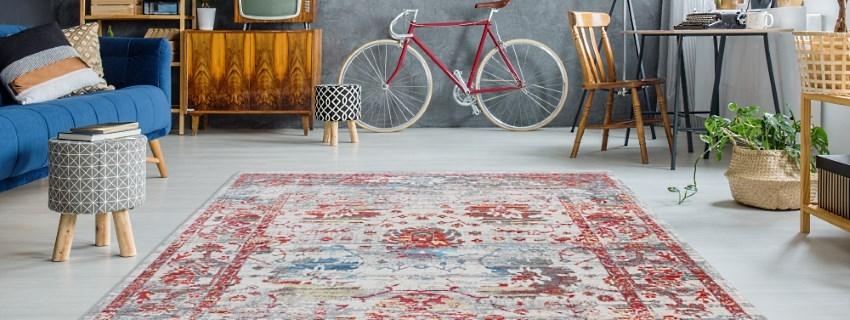 Teppiche von Lalee, Arte Espina und Kayoom geben Ihren Räumen Flair