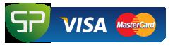 Zahlung per Kreditkarte mit Käuferschutz über Secupay AG