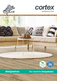 cortex Designatura Kork-Design-Parkett Bodenbelag Katalog download
