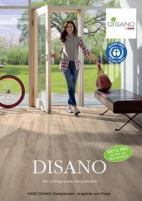 HARO Disano Rigid Click Designboden mit Blauer Engel Bodenbelag Katalog Download