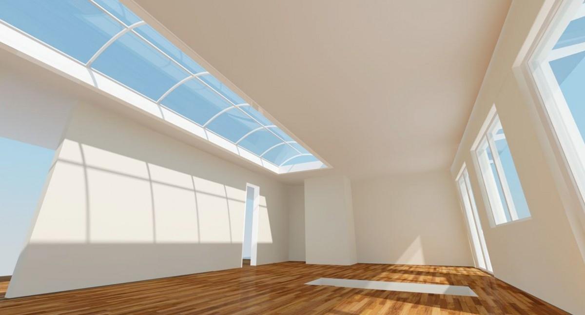 3D Archtektur Planung mit Bodenbelag-Visualisierung mittels Textur-Mapping