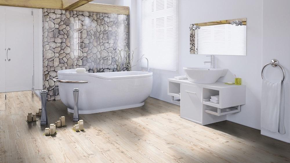 Bodenbeläge fürs Bad